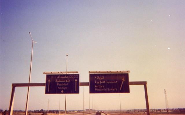 Road to Baghdad 2