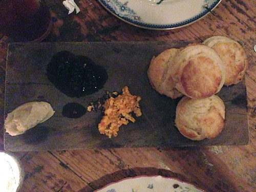 Butter Biscuits and Condiments @ Hart and the Hunter