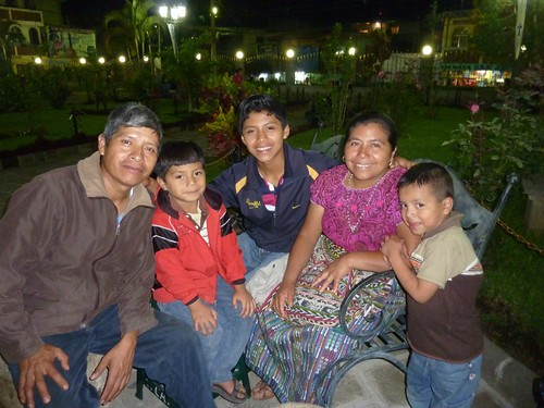 Mariano and family