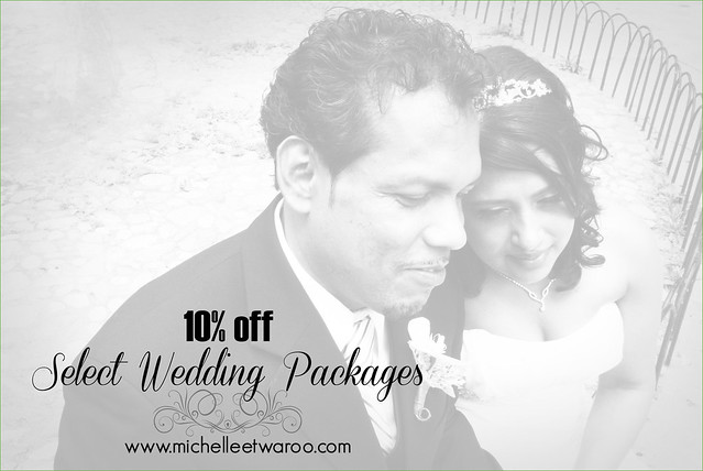 Spring 2013 Wedding Deal!