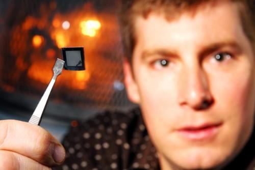 На Международной космической станции будут протестированы солнечные батареи с 3D-текстурой