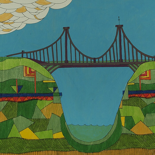 Nate Otto, The First Bridge, 2011