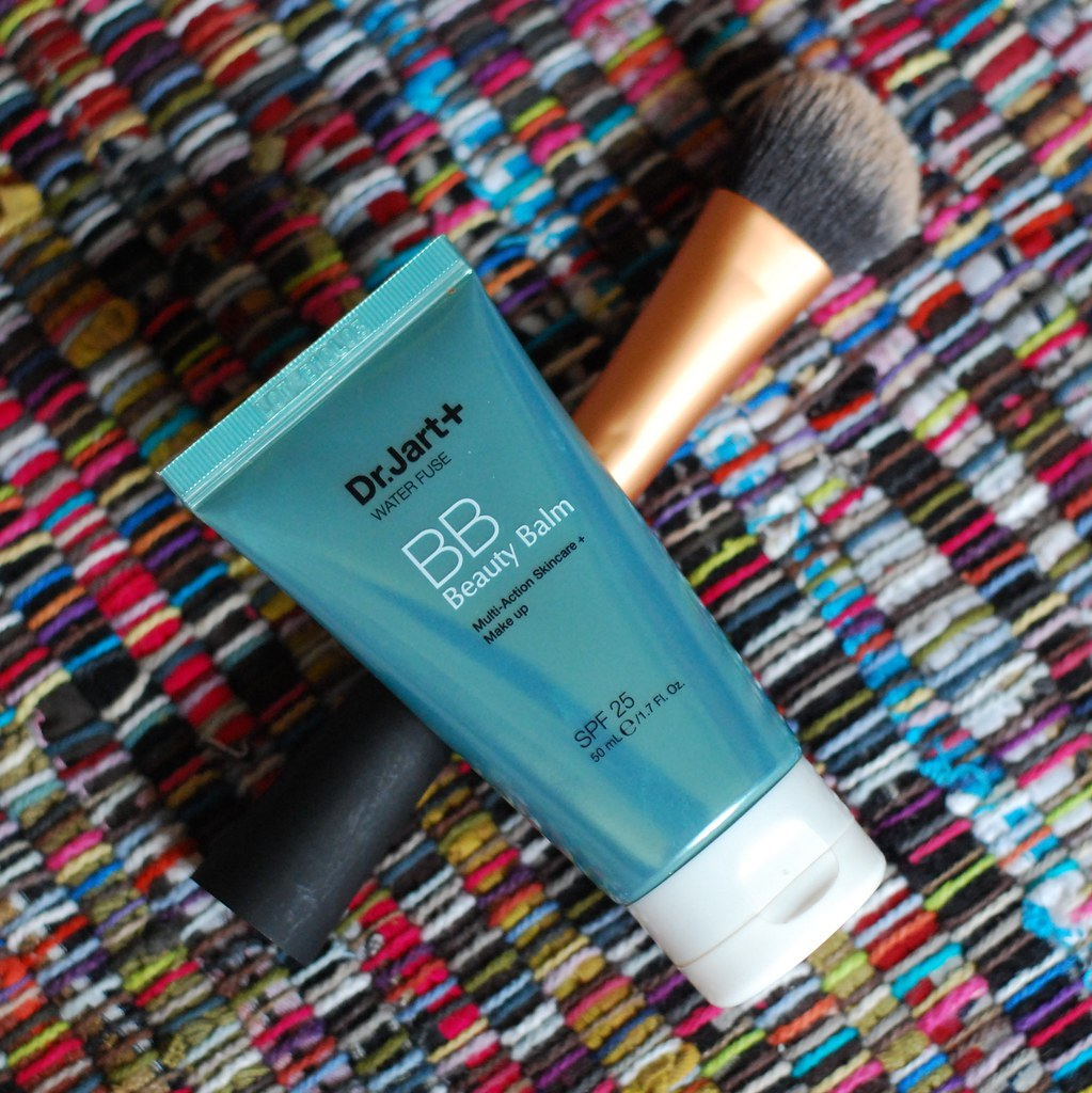 chambray and curls Dr Jart+ Water Fuse Review