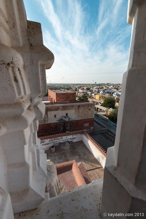 Bhanda Shana Jain Temple viewpoint