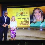 Suzette on Live with Kelly and Michael