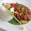 Honey Curry @ Blue Pumpkin Cafe Phnom Penh by dionhinchcliffe