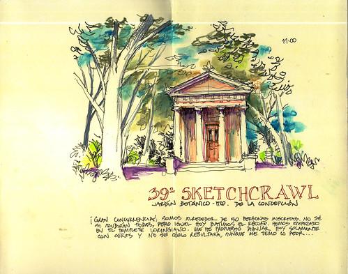 39th sketchcrawl 04