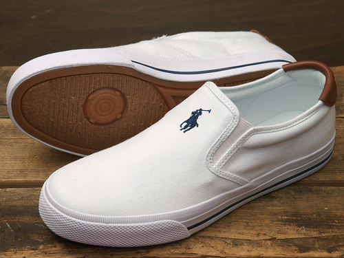 Ralph Lauren / Vaughn Slip On