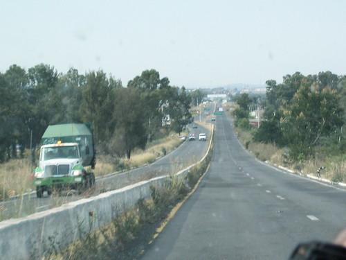Highway, Mexico