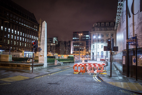 4AM Project - St Peter's Square