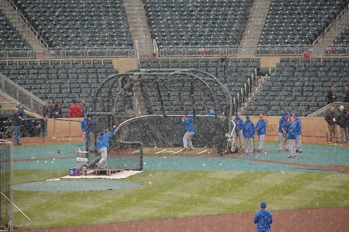 Mets at Twins 4/12/2013