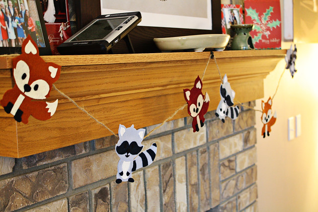fox raccoon garland 1