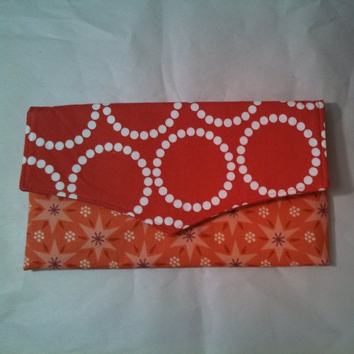 $15 Coral Envelope Clutch! Post your PayPal email address and I will send you an invoice! $2.50 shipping