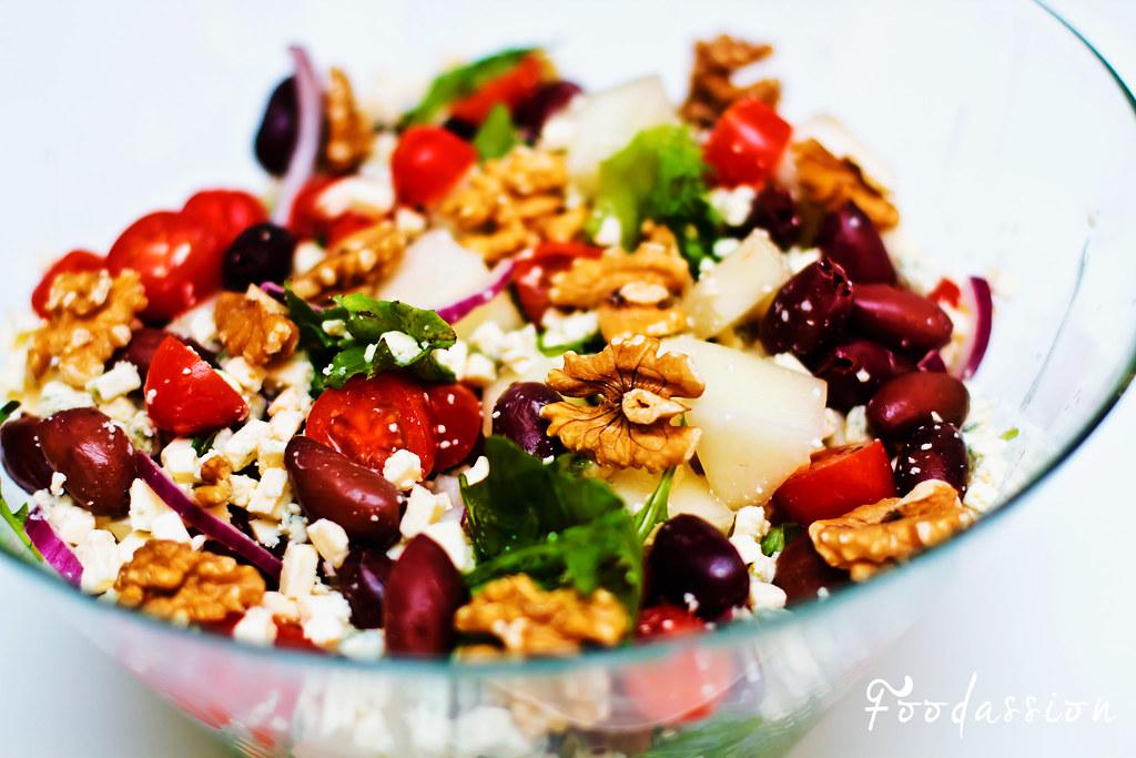 Salaattipohja