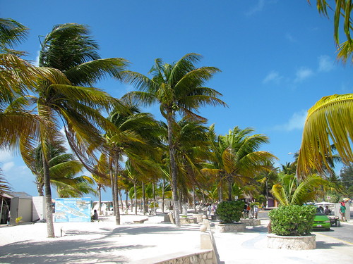 Costanera de Isla Mujeres