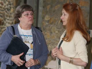 Liz and Wendy 2008