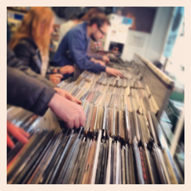 Record Store Day in Letchworth