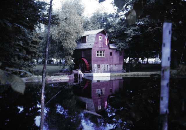 An old mill