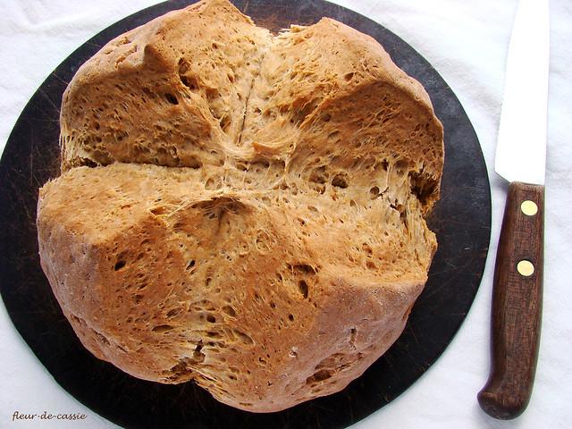 ирландский содовый хлеб 2