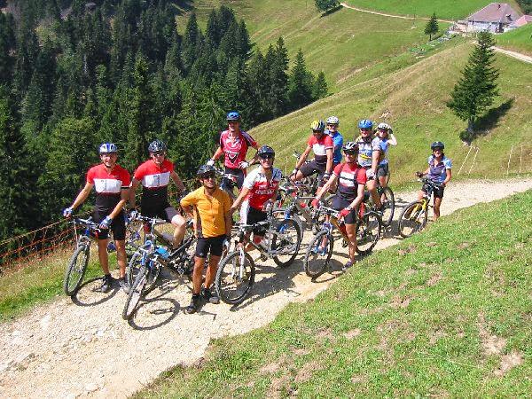 Bike 2-Tagestour 2003