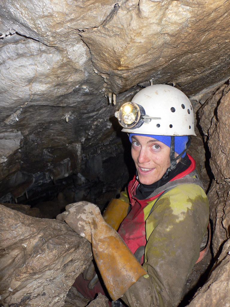 9.4.2016 - Sesam Hochgang in der Schrattenhöhle M6 (Serie 594)