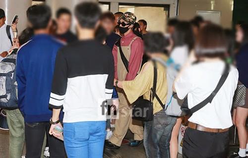 BIGBANG Gimpo to Jeju 2015-05-19 2015-05-19 07