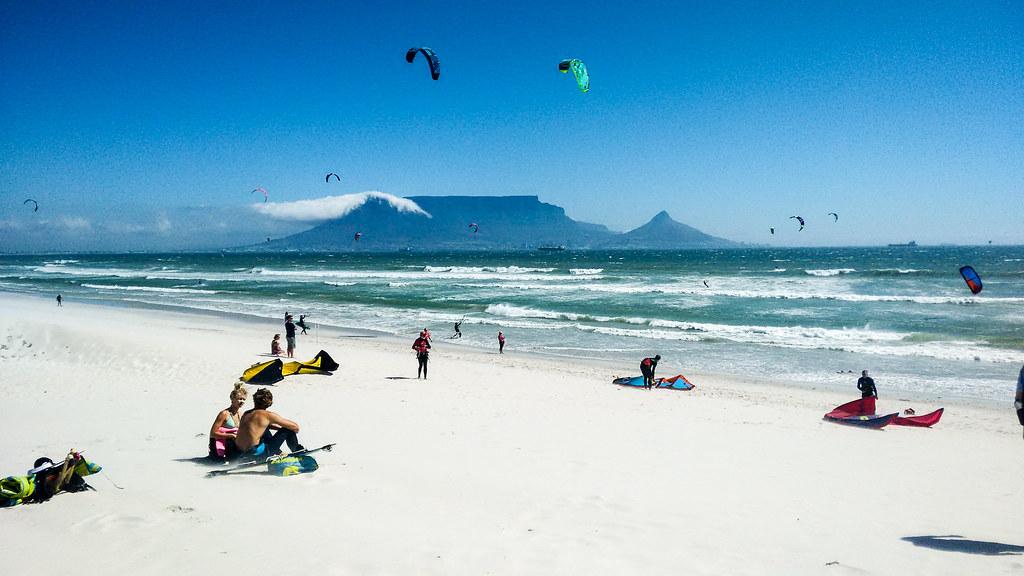 Beach North Of Cape Town