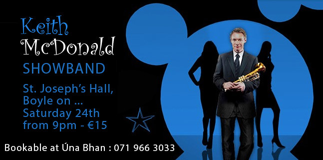 Keith McDonald Showband