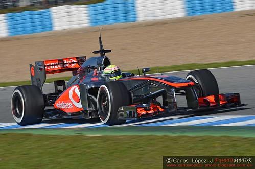 Test F1 Jerez 2013