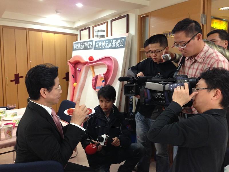 眾電視專訪博元婦產科蔡鋒博醫師,番茄減重法19