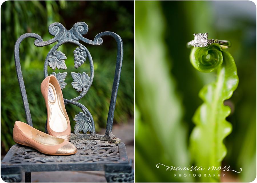 courtney and joey | tampa garden club wedding photographer » marissa ...