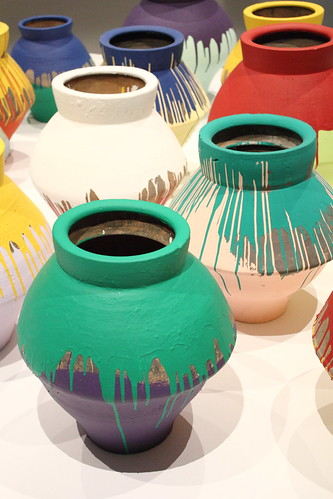 Ai Weiwei: Colored Vase