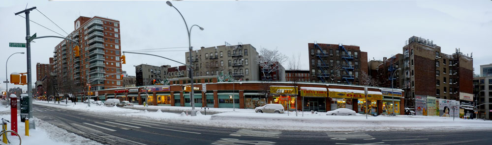 East Houston Pano