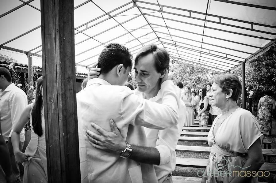 Janaina e Daniel Renza e Gustavo Casamento Duplo em Arujá Sitio 3 irmãos (95 de 195)