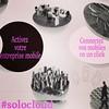 #solocloud #mobileenterprise pour une entreprise agile et mobile en un click!