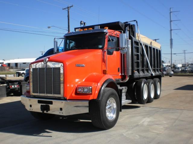 truck paper dump trucks