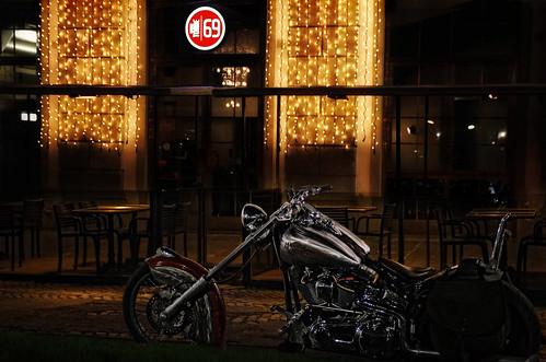 Harley Davidson @ Torre 69 Firenze by Alessandro_Morandi