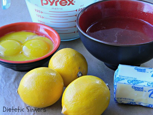 Dandy Meyer Lemon Cake