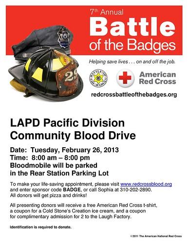 LAPD Pacific