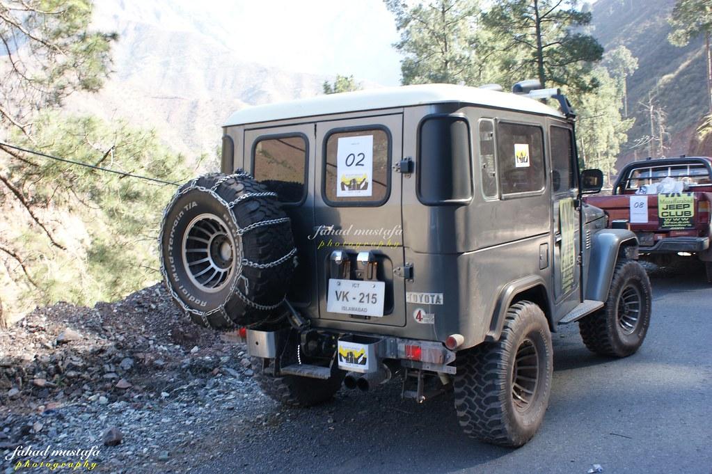 Muzaffarabad Jeep Club Neelum Snow Cross - 8468270723 901af8ed05 b