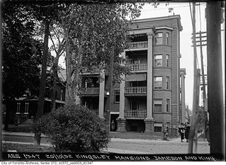 Kingsley Mansions, Jameson and King Streets
