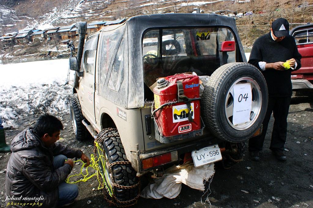 Muzaffarabad Jeep Club Neelum Snow Cross - 8471858496 3d1c3a948c b