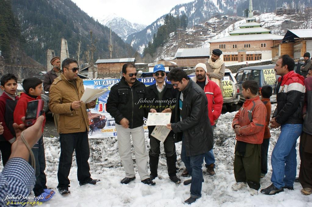 Muzaffarabad Jeep Club Neelum Snow Cross - 8471967960 2368f15f4f b
