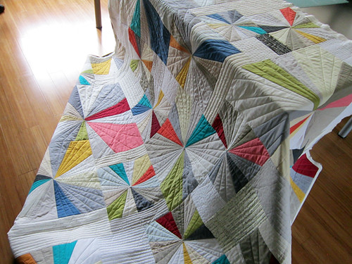 that's a quilting Miracle