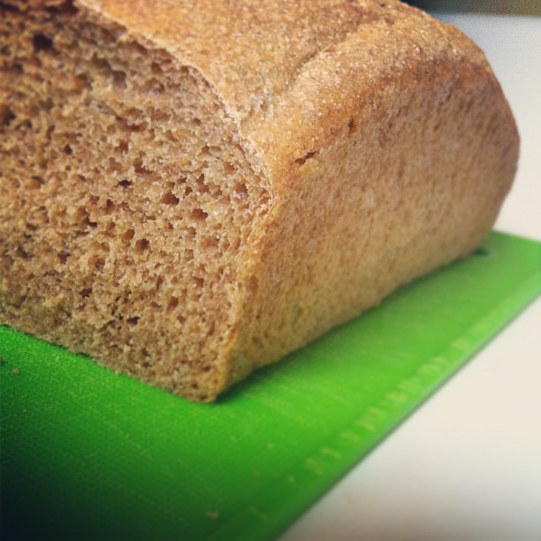My new fav bread recipe :) will post recipe soon. #realfood #wholegrain