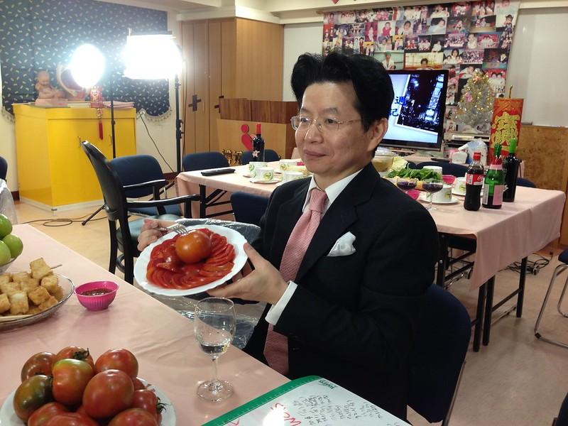 眾電視專訪博元婦產科蔡鋒博醫師,番茄減重法20