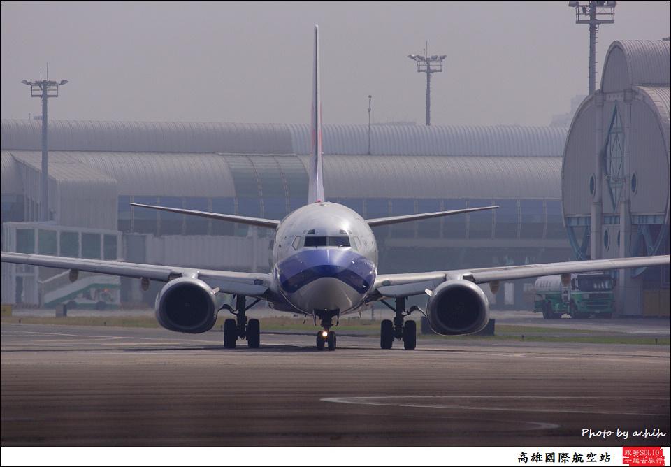 中華航空B-18608客機012