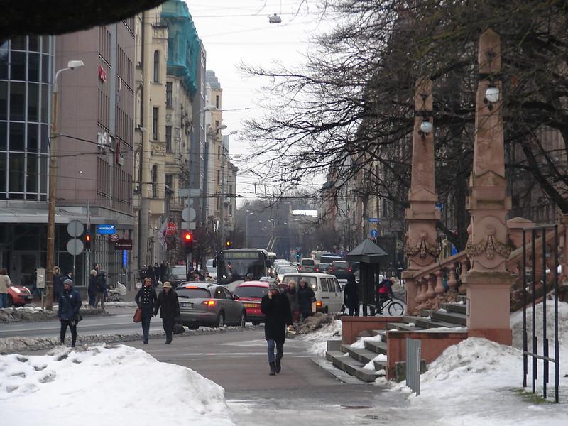 Valdemara street by aigarsbruvelis