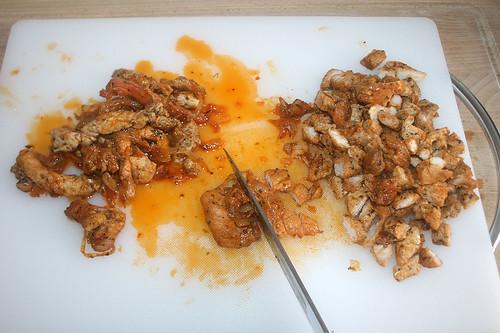24 - Fleisch zerkleinern / Mince meat