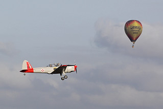 Chipmunk G-DHPM & Ultramagic M-65 EC-IMI